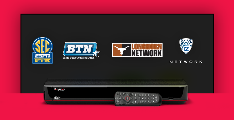 DISH College Sports TV Packages - Poteau, Oklahoma - Southern Star Inc - DISH Authorized Retailer